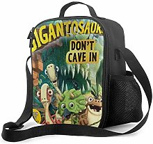 Ahdyr Gigantosaurus 6 Lunch Bag Cooler Bag Lunch