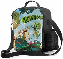Ahdyr Gigantosaurus Lunch Bag Cooler Bag Lunch Box