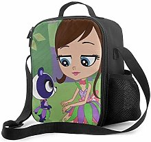 Ahdyr Little Pet Shop 1 Lunch Bag Cooler Bag Lunch