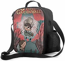 Ahdyr Over The Garden Wall 3 Lunch Bag Cooler Bag