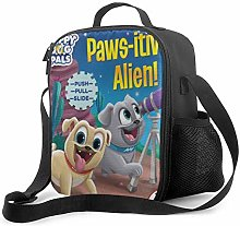 Ahdyr Puppy Dog Pals 5 Lunch Bag Cooler Bag Lunch