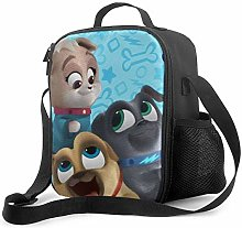 Ahdyr Puppy Dog Pals 7 Lunch Bag Cooler Bag Lunch