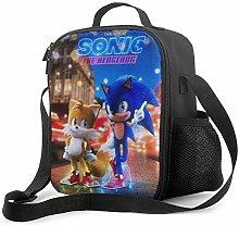 Ahdyr S-o-nic 3 Lunch Bag Cooler Bag Lunch Box