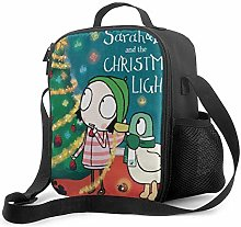 Ahdyr Sarah and Duck Lunch Bag Cooler Bag Lunch