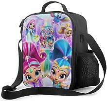 Ahdyr Shimmer and Shine 10 Lunch Bag Cooler Bag