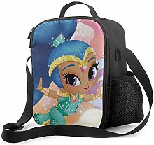 Ahdyr Shimmer and Shine 3 Lunch Bag Cooler Bag