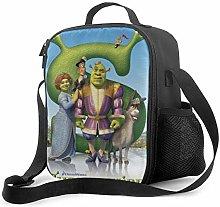 Ahdyr Shrek 6 Lunch Bag Cooler Bag Lunch Box Soft