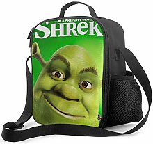 Ahdyr Shrek Lunch Bag Cooler Bag Lunch Box Soft