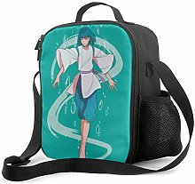 Ahdyr Spirited Away 3 Lunch Bag Cooler Bag Lunch