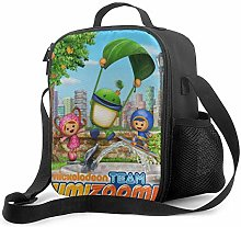 Ahdyr Team Umizoomi 2 Lunch Bag Cooler Bag Lunch