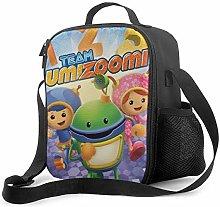 Ahdyr Team Umizoomi Lunch Bag Cooler Bag Lunch Box