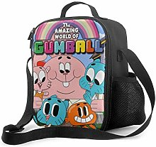 Ahdyr The Amazing World of Gumball 1 Lunch Bag
