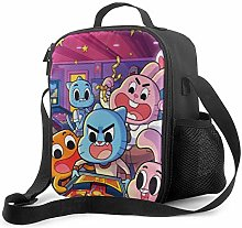 Ahdyr The Amazing World of Gumball 7 Lunch Bag
