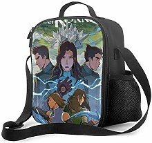 Ahdyr The Legend of Korra 5 Lunch Bag Cooler Bag