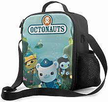 Ahdyr The Octonauts 1 Lunch Bag Cooler Bag Lunch