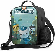 Ahdyr The Octonauts Lunch Bag Cooler Bag Lunch Box