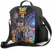 Ahdyr Toy Story 1 Lunch Bag Cooler Bag Lunch Box