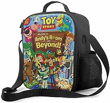Ahdyr Toy Story 4 Lunch Bag Cooler Bag Lunch Box
