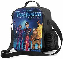 Ahdyr Trollhunters 2 Lunch Bag Cooler Bag Lunch