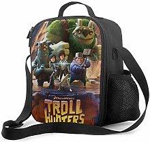 Ahdyr Trollhunters Lunch Bag Cooler Bag Lunch Box