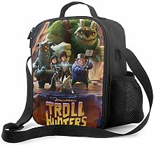 Ahdyr Trollhunters Lunch Bag Cooler Bag Lunch Box