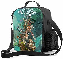 Ahdyr Wakfu 2 Lunch Bag Cooler Bag Lunch Box Soft