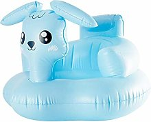 aheadad Baby Inflatable Seat Cartoon Sheep Booster