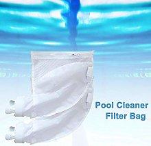 aheadad Swimming Pool Filter Bag, Pool Vacuum