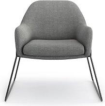 Ahlers Armchair Brayden Studio Upholstery Colour: