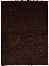 AHOC Rug, Polypropylene, Dark Brown, 150cm Circle