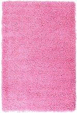 AHOC Rug, Polypropylene, Pink, 150cm Circle