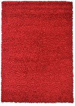 AHOC Rug, Polypropylene, Red, 300x400cm