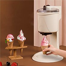 AHRIWINK Homemade Ice Cream Maker Machine Frozen