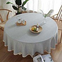 Ahuike Modern Table Cloths Table Covers Household