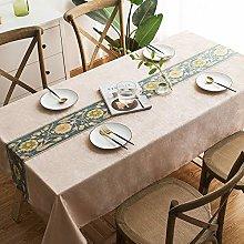 Ahuike Modern Table Cloths Table Covers Modern