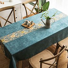 Ahuike Oblong Modern Tablecloths Table Cloths