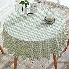 Ahuike Pattern Waterproof Table Cloth Household