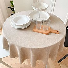 Ahuike Rectangle Tablecloth Table Covers Simple