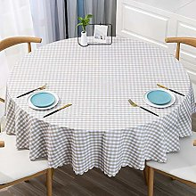 Ahuike Wipe Clean Oilcloth Table Cloth Household