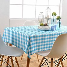 Ahuike Wipe Clean Oilcloth Table Cloth Simple And