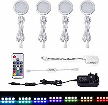 AIBOO RGB Colour Changing LED Under Cabinet
