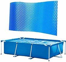 Aibyks Swimming Pool Solar Cover, Pool Heat