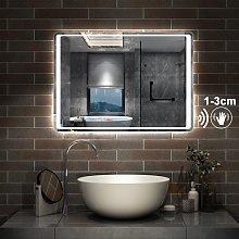 Aica - Bathroom Mirror LED Light with Motion