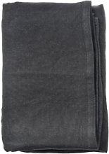 Aida - Set of 2 Dark Grey Linen Dishtowel