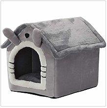 Aiglen Removable Cat Bed House Kennel Nest Pet