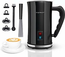 Aigostar Milk Frother and Steamer, Electric Milk