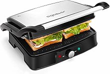 Aigostar Sandwich Press & Panini Maker, 1500W