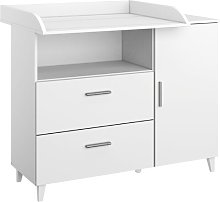 Aik Changing Table Topper Rauch