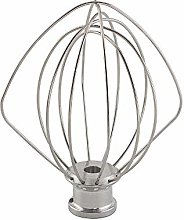 Aikeec Stainless Steel Wire Whip Tilt-Head Stand