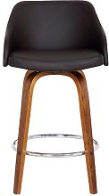 Aiken Swivel Bar Stool Corrigan Studio